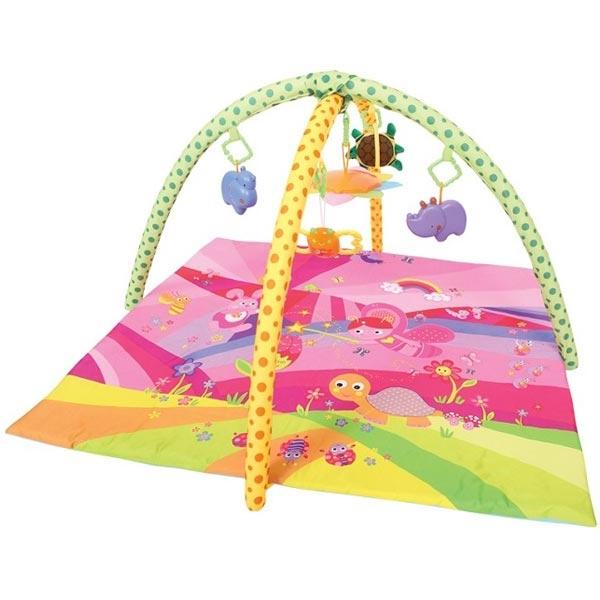 Podloga za igru Lorelli/Bertoni Fairytale Pink 89x84 10300320000 - ODDO igračke