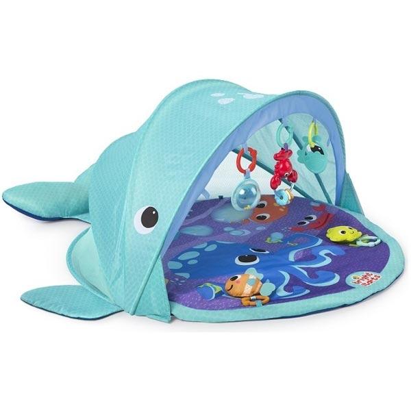 Podloga za igru BS Explore & Go Whale Gym Kids II SKU11393 - ODDO igračke