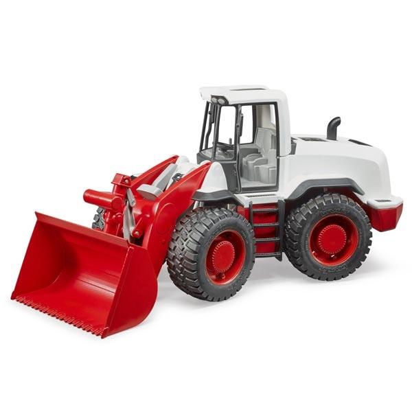 Bager Bruder Wheel Loader Construction Dump Truck 034108 - ODDO igračke