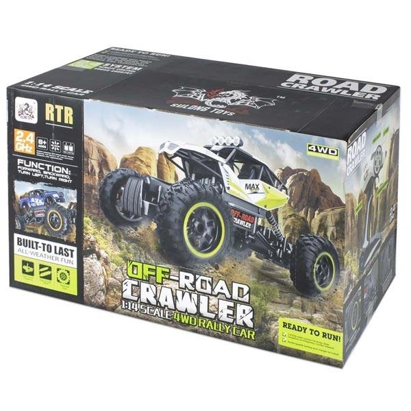 Best Luck Rally Auto sa Daljinskim Upravljačem 1:14 BE808007 - ODDO igračke