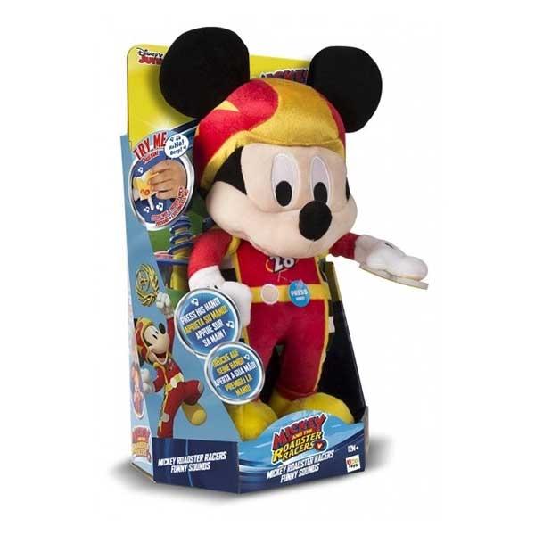 Plišana Lutka Mickey Trkačke Melodije 0127334 - ODDO igračke