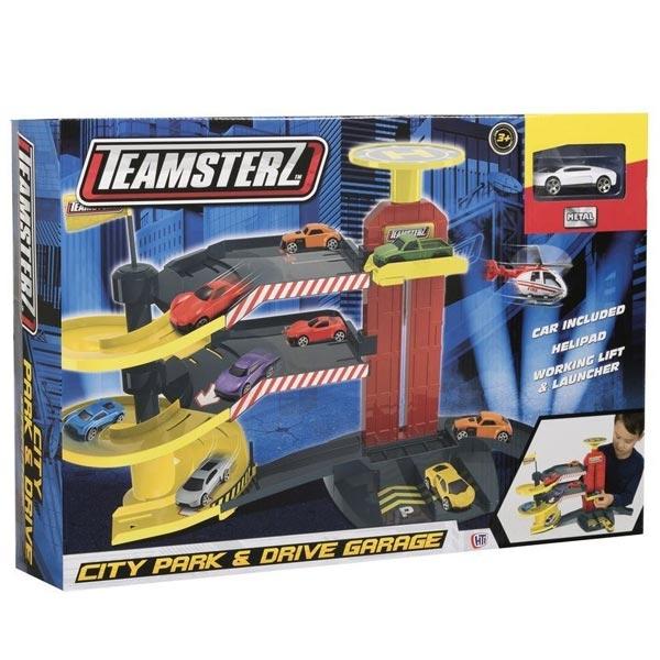 Auto garaža Teamsterz sa autićem HL1416652 - ODDO igračke