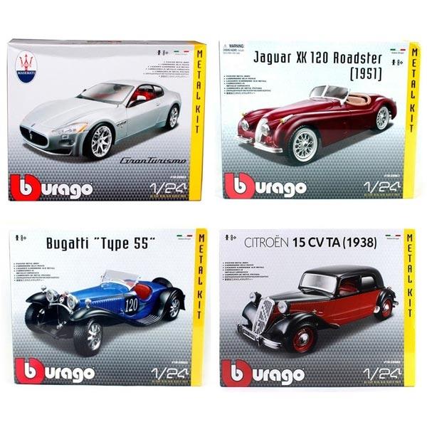 Burago Kit za Sklapanje Automobila BU25000 - ODDO igračke