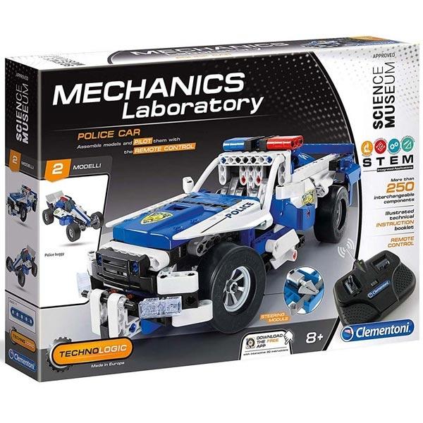 Mehanika Policijski Auto Clementoni  CL61874 - ODDO igračke