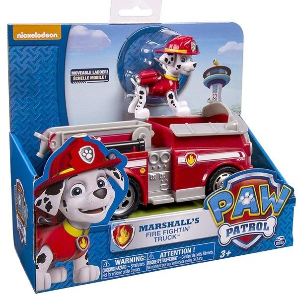 Paw Patrol Patrolne Šape Maršalov vatrogasni kamion SN6026052 - ODDO igračke