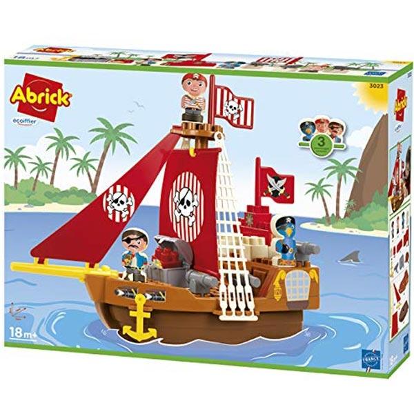 Ecoiffier Piratski Brod Set SM003023 - ODDO igračke