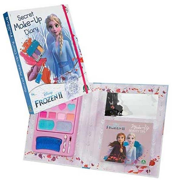 Frozen 2 Tajni Dnevnik sa Šminkom GP63000 - ODDO igračke