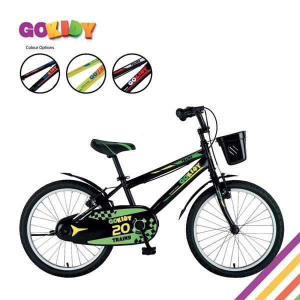 """Go Kidy Bicikl Trainy 20"""" OZ20433 - ODDO igračke"""