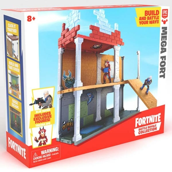 Fortnite Mega Fort Set ME63511 - ODDO igračke