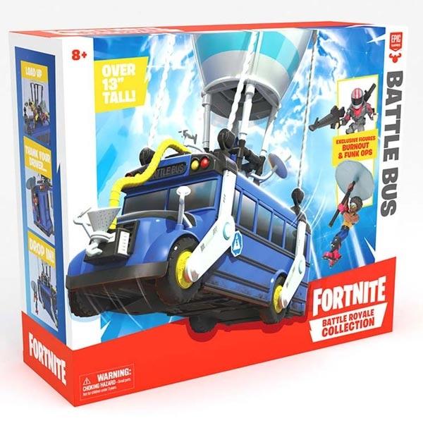 Fortnite Borbeni Autobus Set ME63512 - ODDO igračke