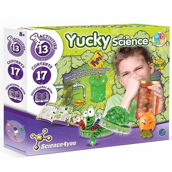 Ljigava Nauka Science 4 You SC612846 - ODDO igračke