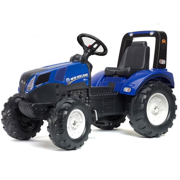 Traktor Falk na pedale New Holland Solo 3090 - ODDO igračke