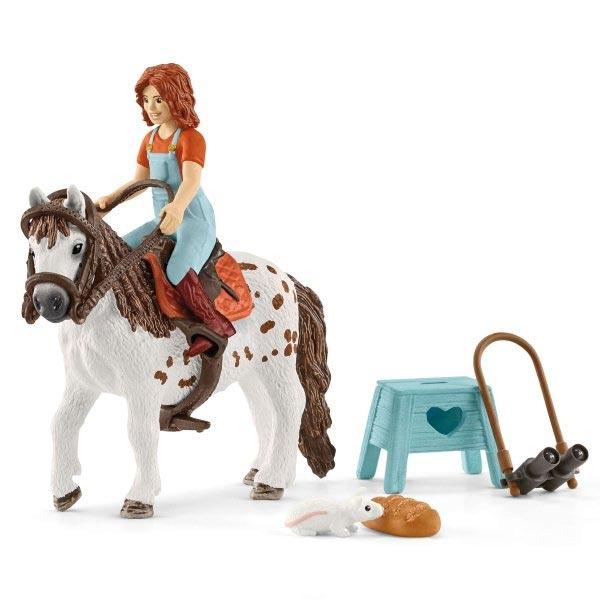 Schleich Mia & Spotty 42518 - ODDO igračke