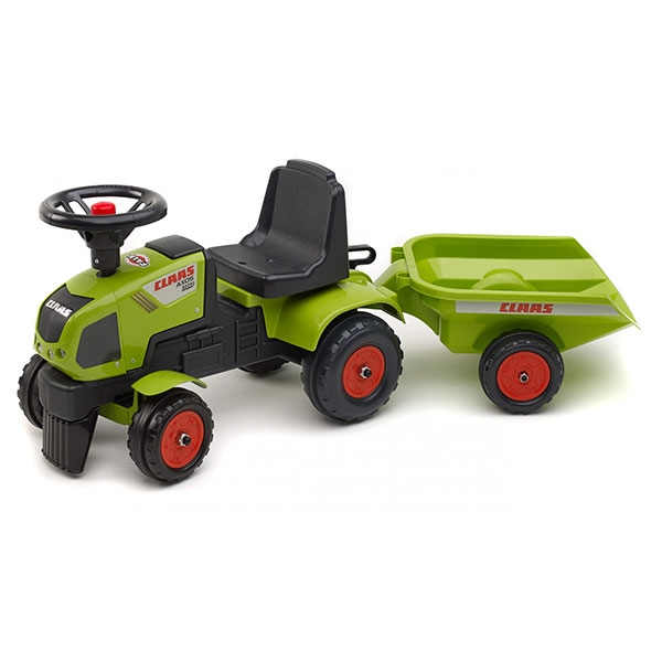 Traktor Falk Guralica Class sa prikolicom 1012B - ODDO igračke