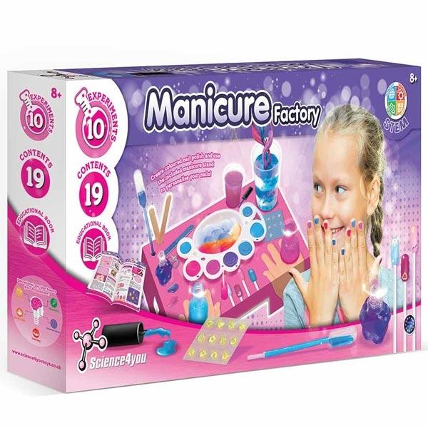 Manikir Set Science 4 you SC612969 - ODDO igračke