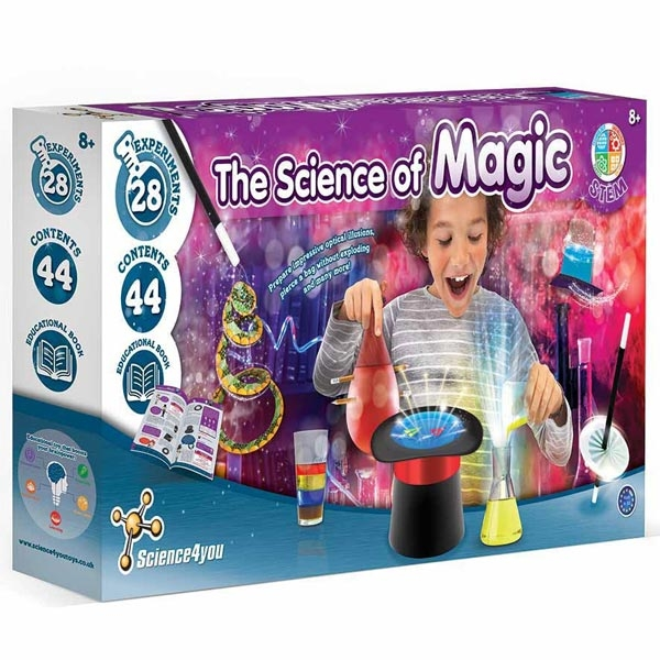 Magična Nauka Science 4 You SC613010 - ODDO igračke