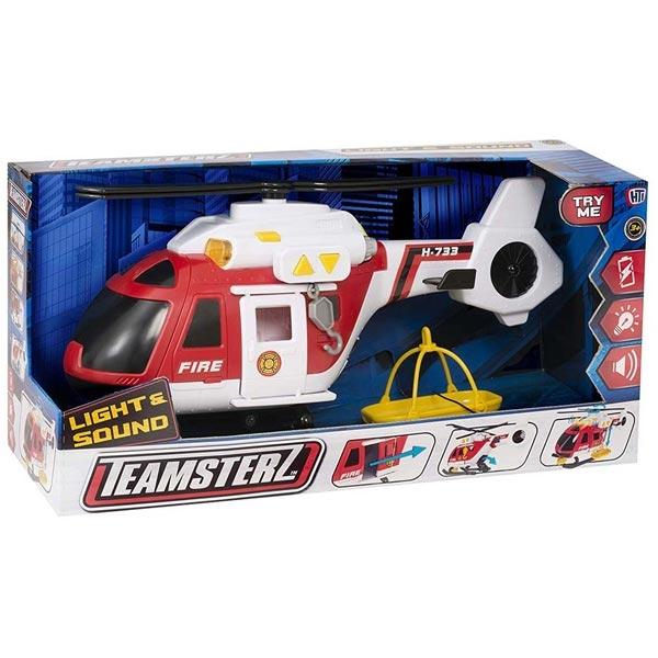Vatrogasni Helikopter Maxi Teamsterz HL1416845 - ODDO igračke