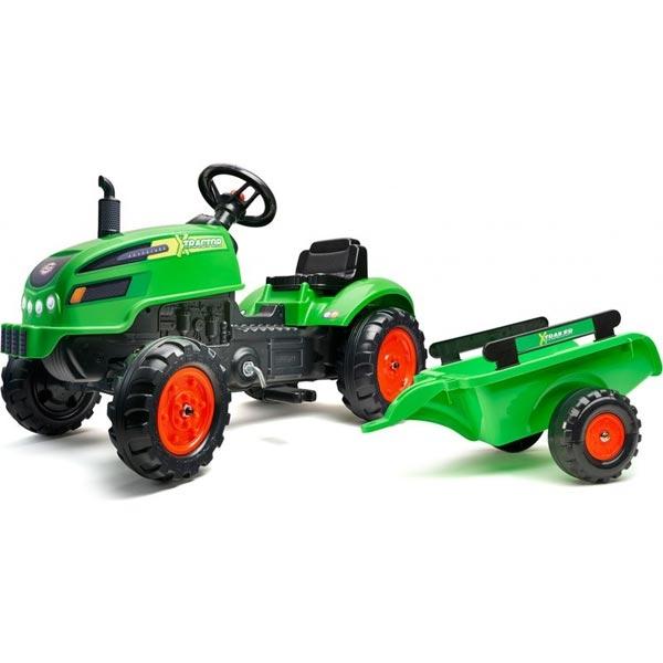 Traktor Falk na pedale sa prikolicom 2048ab - ODDO igračke
