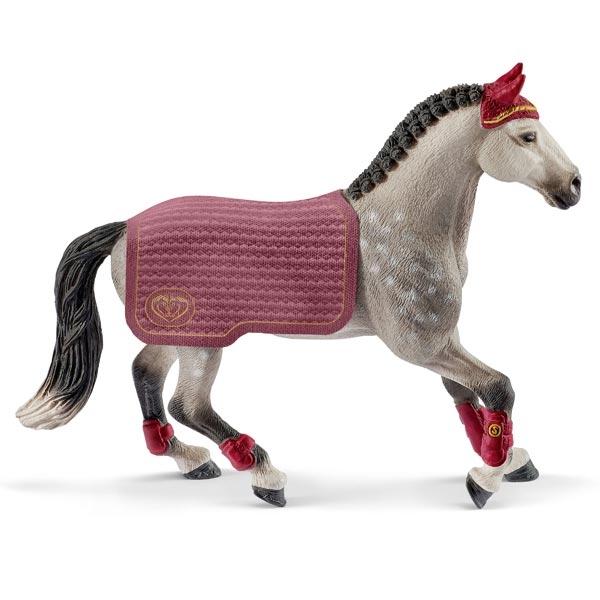 Schleich Trakehner kobila sa opremom za turnir 42456 - ODDO igračke