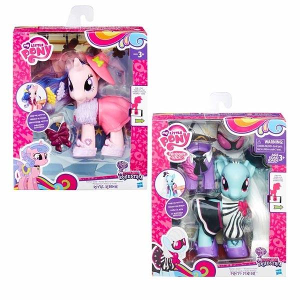 My Little Pony Fashion Pony Explore Equestria B5364 - ODDO igračke