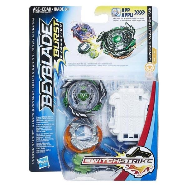 Beyblade Burst Evolution Switch Strike Pack E1034 - ODDO igračke