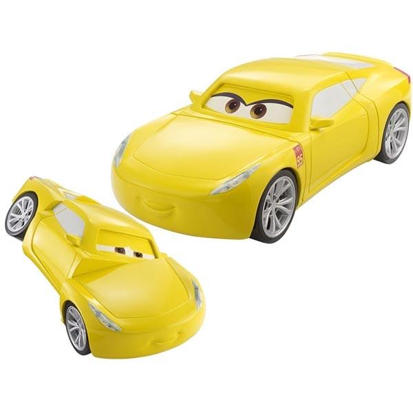 Cars 3 Race and Reck Cruz Ramirez Auto DYW40 - ODDO igračke