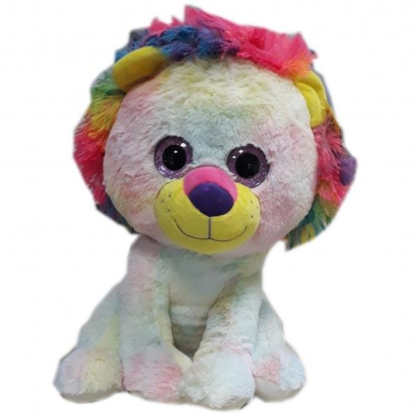 Plišani lav 43cm big eye multicolour Sunkid - ODDO igračke
