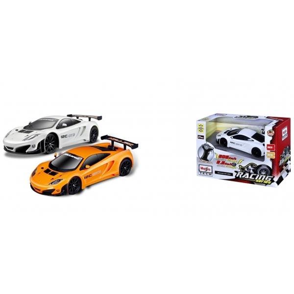 Automobil na Daljinsko Upravljanje R/C Mclaren 12C GT3 1:24 Maisto 581145 - ODDO igračke