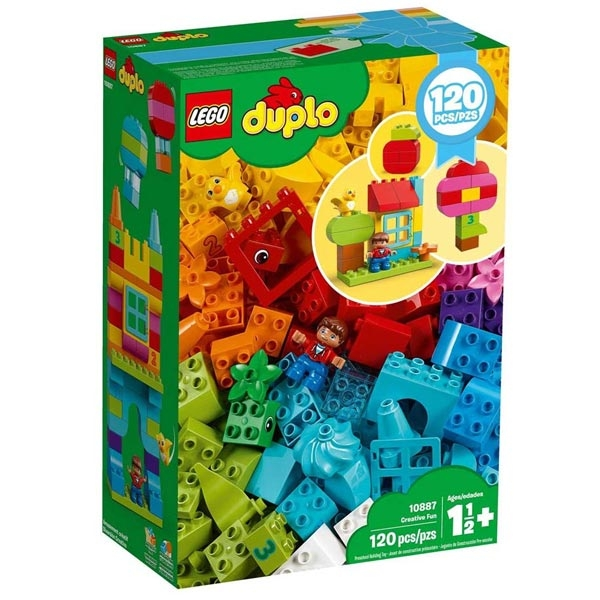 Lego Duplo Creative Fun LE10887 - ODDO igračke