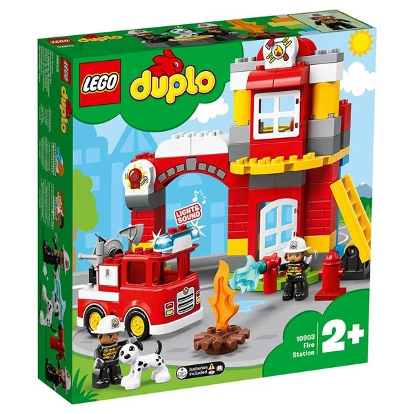 Lego Duplo Fire Station LE10903 - ODDO igračke