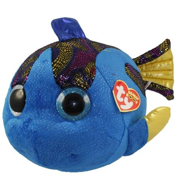 Plišana igračka Riba plava 42cm 37244 - ODDO igračke