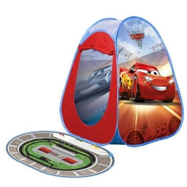 Šator sa podlogom za igranje Cars 3 72561 - ODDO igračke