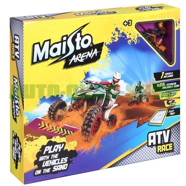 Maisto Arena Quad Race + 450gr peska 511502 - ODDO igračke