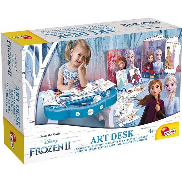Frozen II Kreativni sto za crtanje 73719 - ODDO igračke