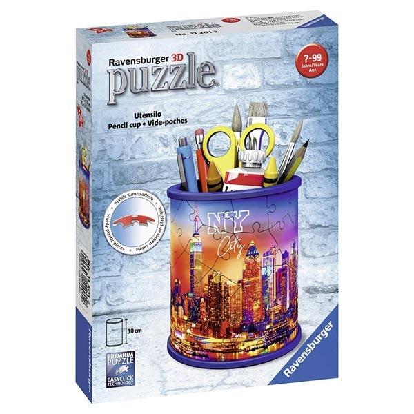 Ravensburger 3D puzzle (slagalice) Kutija za olovke Njujork RA11201 - ODDO igračke