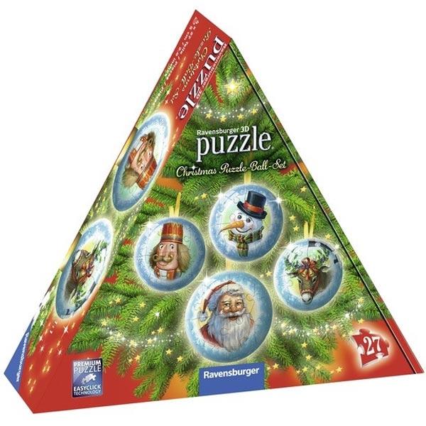 Ravensburger 3D puzzle (slagalice) Božićna kugla RA11678 - ODDO igračke