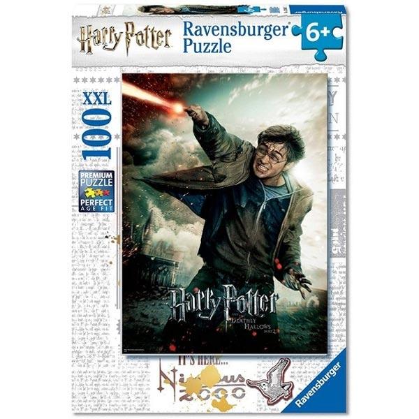 Ravensburger puzzle (slagalice) 100XXL Harry Potter RA12869 - ODDO igračke