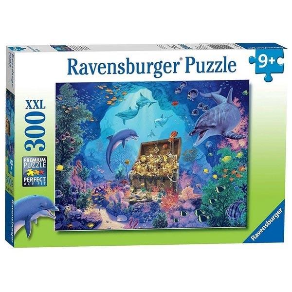 Ravensburger puzzle (slagalice) 300XXL Blago u moru RA13255 - ODDO igračke