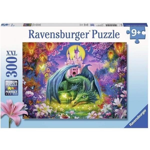 Ravensburger puzzle (slagalice) 300XXL Zmaj RA13258 - ODDO igračke