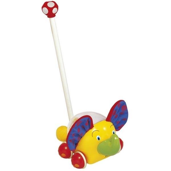 Igračka na guranje Veselo slonče KA10306 - ODDO igračke