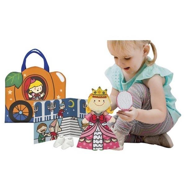 Prostirka-Princeza i Balerina KA10780-GB - ODDO igračke