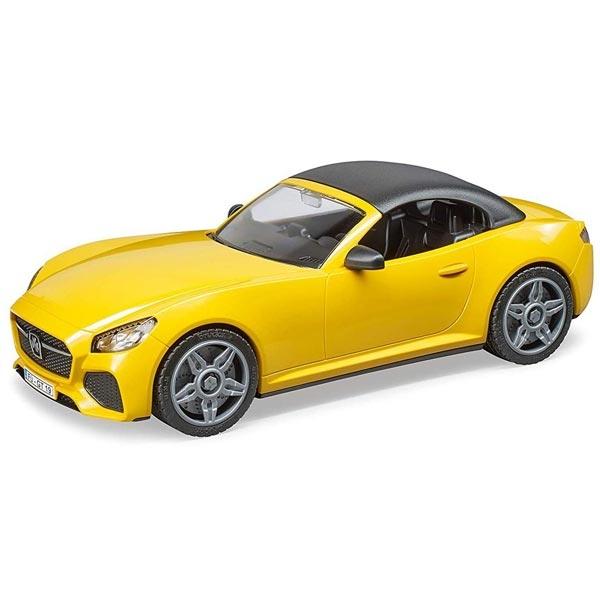 Roadster Bruder žuti 034801 - ODDO igračke
