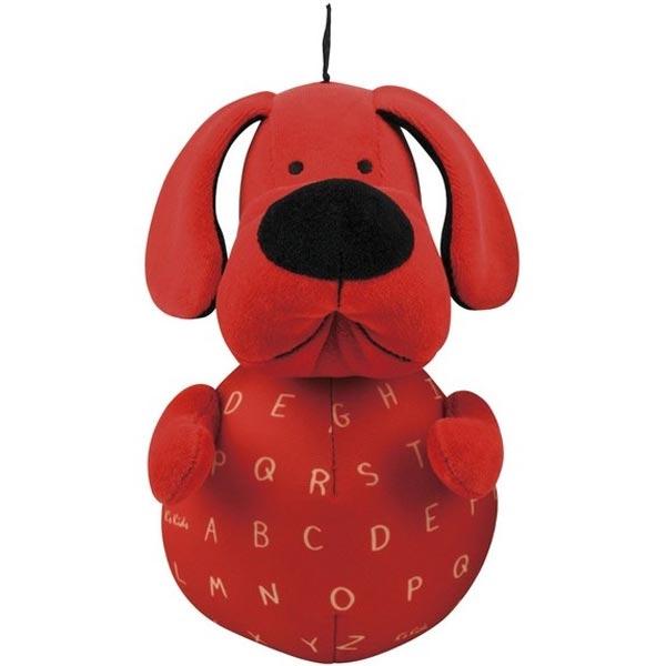 Okrugla lutka na zveckanje KBA16265 - ODDO igračke