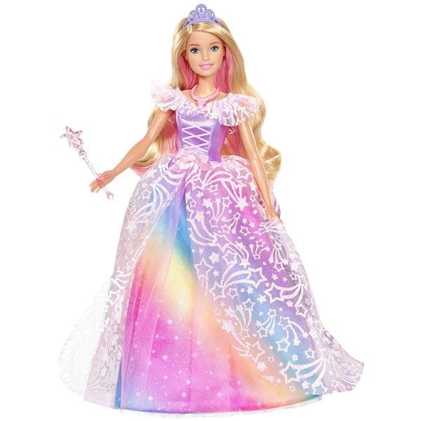 Barbie Dreamtopia Princeza kraljevski bal MAGFR45 - ODDO igračke