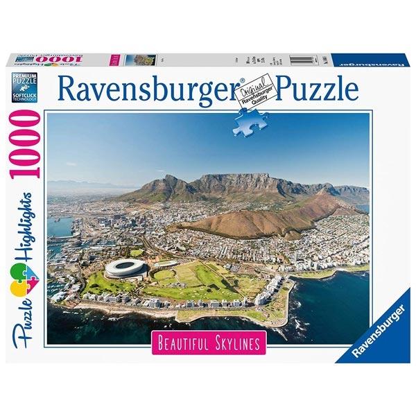 Ravensburger puzzle (slagalice) 1000pcs Cape Town RA14084 - ODDO igračke