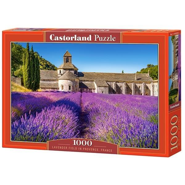 Castorland puzzla 1000 Pcs Lavander Field in Provence France 104284 - ODDO igračke