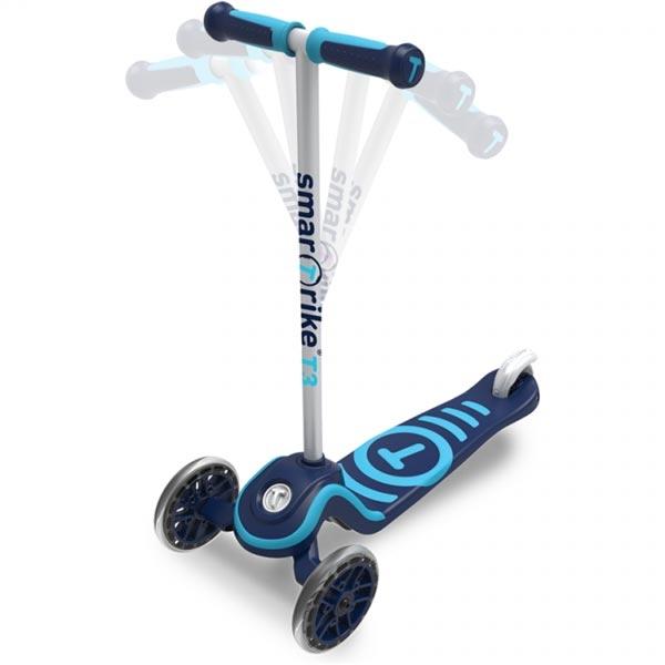 Smart Trike Trotinet T3 Plavi 2000801 - ODDO igračke