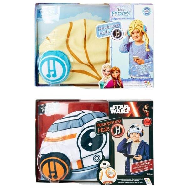 Star Wars-Frozen Kapa sa integrisanim zvučnicima HEC00620 - ODDO igračke