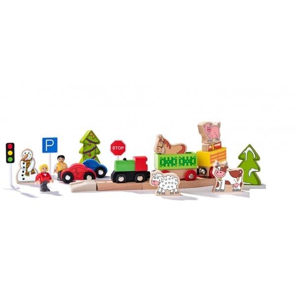 Woody Advent Kalendar 91928 - ODDO igračke
