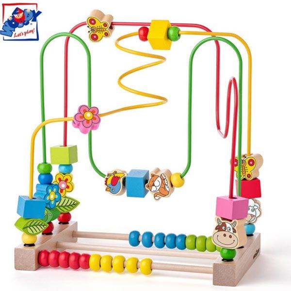 Woody Lavirint 91932 - ODDO igračke